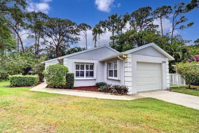 1284 Slash Pines Circle, West Palm Beach, FL 33409 (MLS #RX-10706412) :: The Jack Coden Group