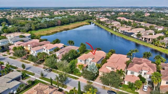 17963 Lake Azure Way, Boca Raton, FL 33496 (MLS #RX-10706991) :: Berkshire Hathaway HomeServices EWM Realty