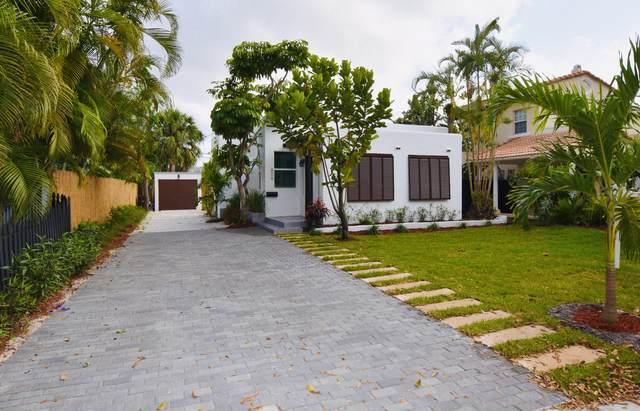 806 Park Place, West Palm Beach, FL 33401 (#RX-10708045) :: Michael Kaufman Real Estate