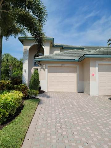 1555 SE Prestwick Lane #4, Port Saint Lucie, FL 34952 (#RX-10708148) :: Real Treasure Coast