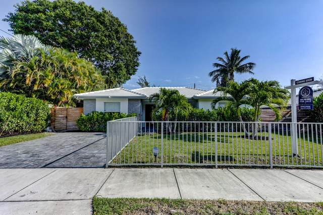 405 28th Street, West Palm Beach, FL 33407 (MLS #RX-10708611) :: Berkshire Hathaway HomeServices EWM Realty