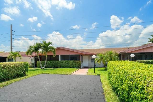 14321 Campanelli Drive, Delray Beach, FL 33484 (#RX-10709117) :: Michael Kaufman Real Estate