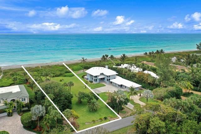 47 N Beach Road, Hobe Sound, FL 33455 (#RX-10709598) :: DO Homes Group