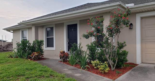 4642 SW Babylon Street, Port Saint Lucie, FL 34953 (MLS #RX-10709618) :: The Jack Coden Group