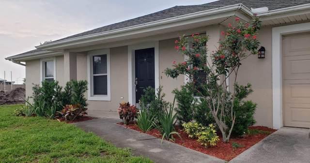 4642 SW Babylon Street, Port Saint Lucie, FL 34953 (MLS #RX-10709618) :: The Paiz Group