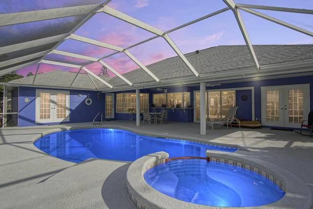 2835 SE Eagle Drive, Port Saint Lucie, FL 34984 (#RX-10710560) :: Michael Kaufman Real Estate