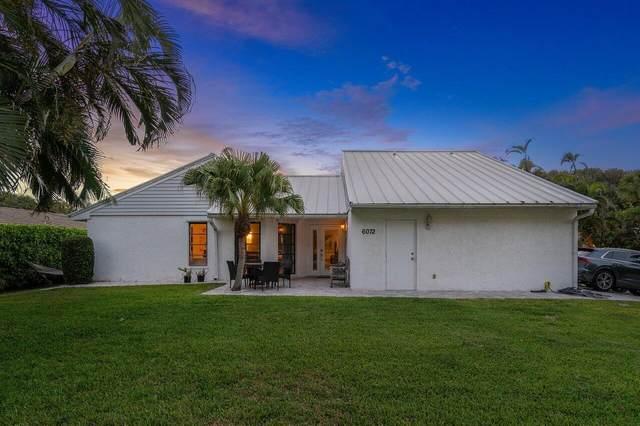 6072 N Ocean Boulevard, Ocean Ridge, FL 33435 (MLS #RX-10711543) :: Castelli Real Estate Services