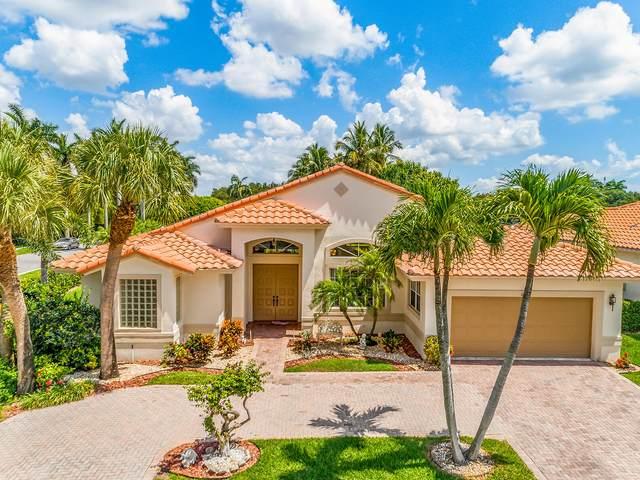 6783 E Liseron, Boynton Beach, FL 33437 (#RX-10712323) :: Michael Kaufman Real Estate