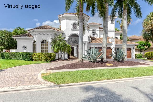 7635 Mandarin Drive, Boca Raton, FL 33433 (#RX-10713222) :: Michael Kaufman Real Estate