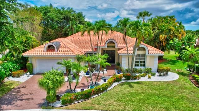 7644 Dorchester Road, Boynton Beach, FL 33472 (#RX-10714093) :: Posh Properties