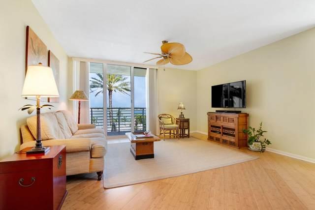 1551 N Flagler Drive #611, West Palm Beach, FL 33401 (#RX-10714795) :: Ryan Jennings Group