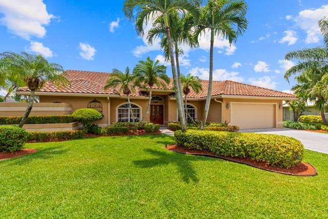 2018 SW Hunters Club Way, Palm City, FL 34990 (#RX-10715806) :: Treasure Property Group
