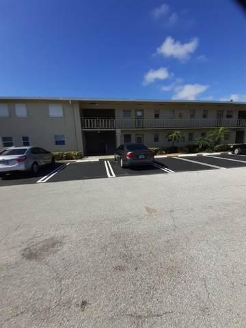 410 NE 17th Avenue #203, Boynton Beach, FL 33435 (#RX-10716020) :: Baron Real Estate