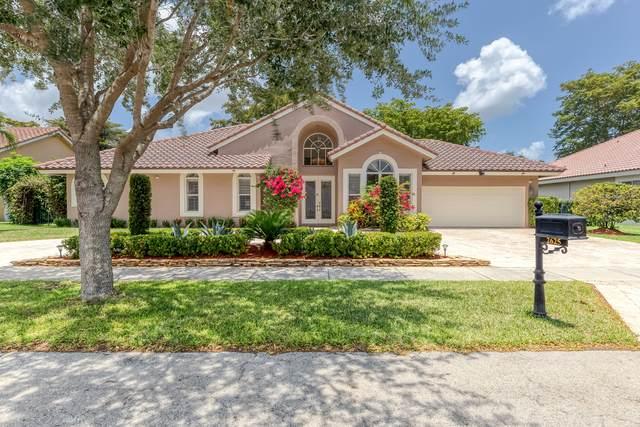 2625 NW 29th Drive, Boca Raton, FL 33434 (#RX-10717251) :: Michael Kaufman Real Estate