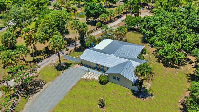 13557 E Citrus Drive, Loxahatchee Groves, FL 33470 (MLS #RX-10719646) :: Castelli Real Estate Services