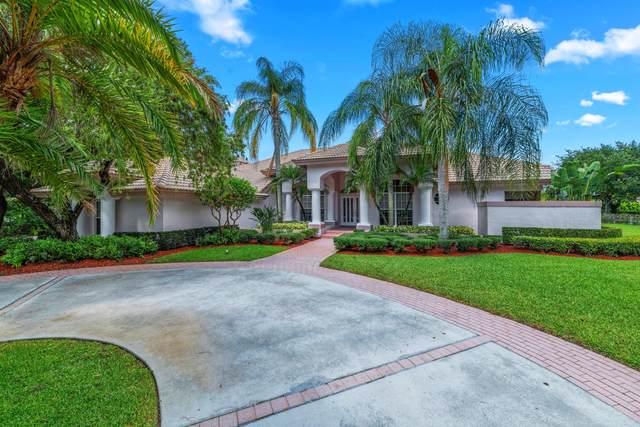 8095 Steeplechase Drive, Palm Beach Gardens, FL 33418 (#RX-10719695) :: Michael Kaufman Real Estate