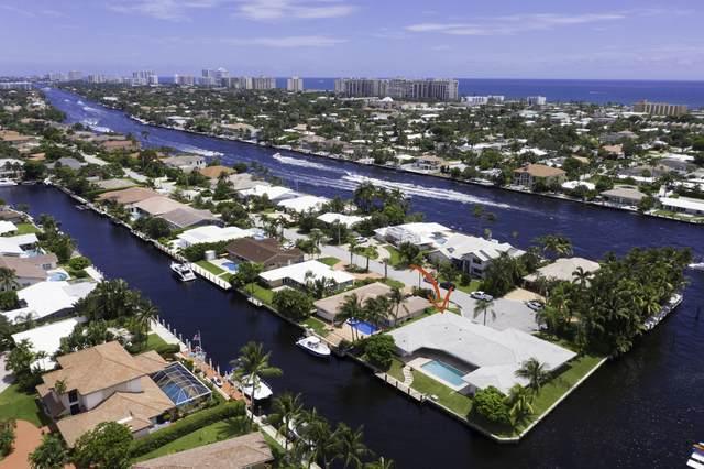 5201 NE 33rd Avenue, Fort Lauderdale, FL 33308 (#RX-10719793) :: Michael Kaufman Real Estate