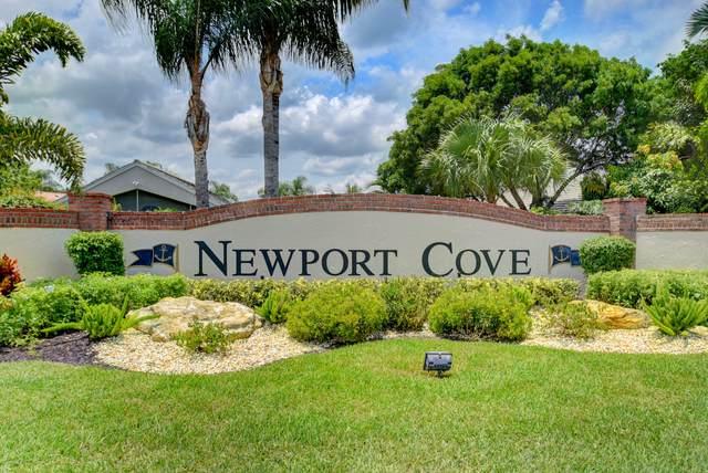 7703 Great Glen Circle, Delray Beach, FL 33446 (#RX-10720345) :: Michael Kaufman Real Estate
