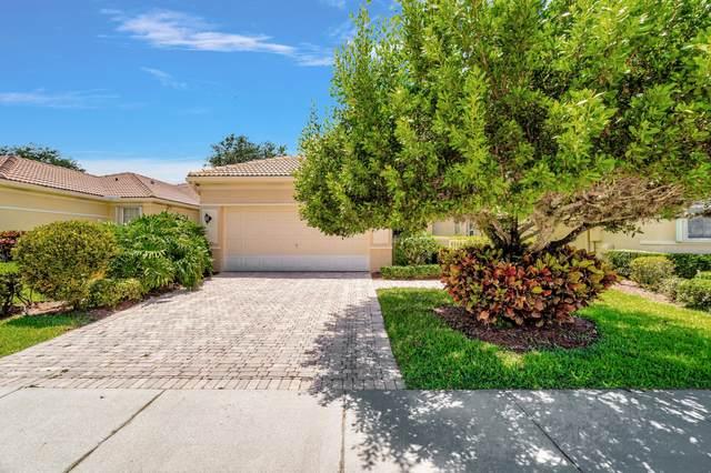 15577 Canabria Lane, Delray Beach, FL 33446 (#RX-10720712) :: Michael Kaufman Real Estate