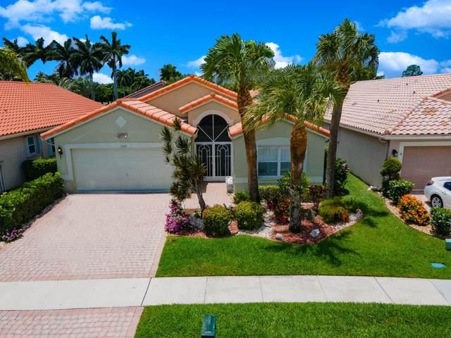 7129 Louisiane Court, Boynton Beach, FL 33437 (#RX-10720748) :: Michael Kaufman Real Estate