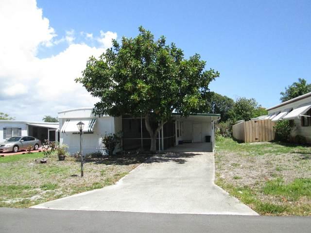 7234 SE Redbird Circle, Hobe Sound, FL 33455 (MLS #RX-10722525) :: The Paiz Group