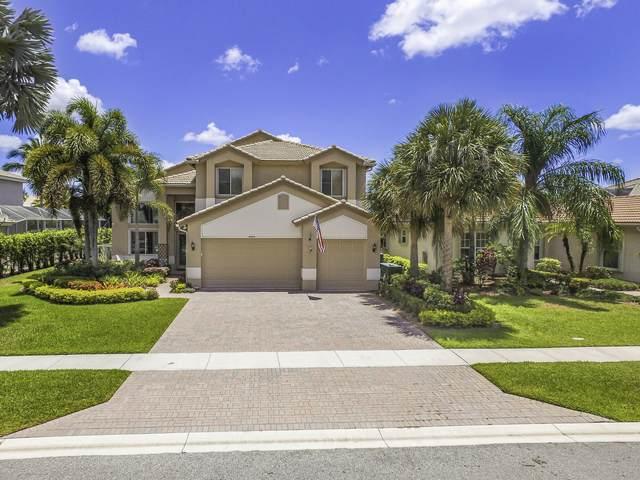 4600 Mariners Cove Drive, Wellington, FL 33449 (MLS #RX-10722783) :: Berkshire Hathaway HomeServices EWM Realty