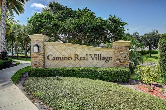 5701 Camino Del Sol 206 #206, Boca Raton, FL 33433 (#RX-10722986) :: The Reynolds Team | Compass