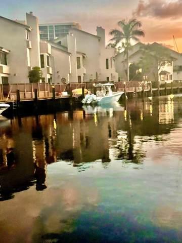 1129 Boca Cove Lane, Highland Beach, FL 33487 (MLS #RX-10723392) :: Berkshire Hathaway HomeServices EWM Realty