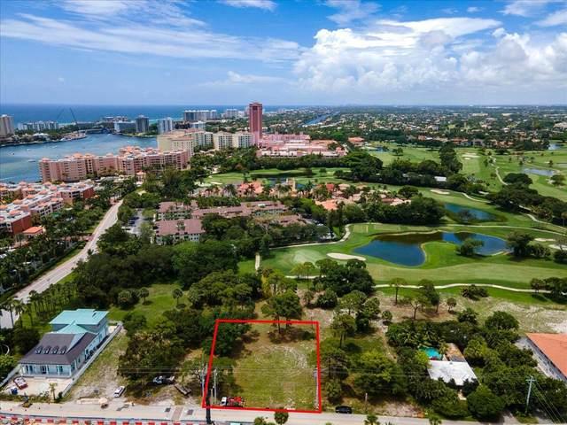 444 E Royal Palm Road, Boca Raton, FL 33432 (MLS #RX-10723627) :: The Jack Coden Group