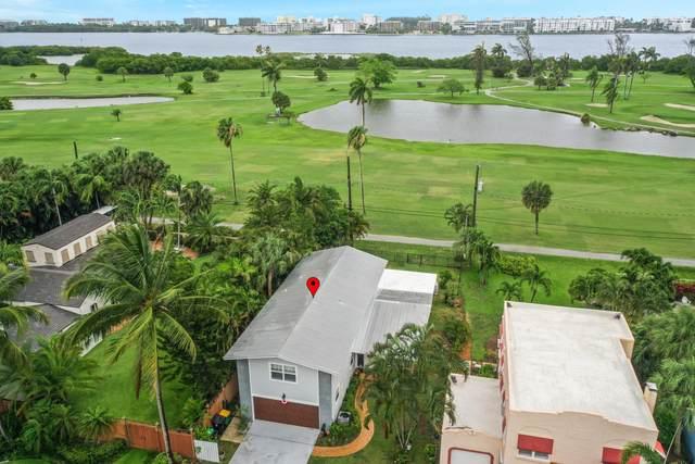 314 N Lakeside Drive, Lake Worth Beach, FL 33460 (#RX-10724163) :: Michael Kaufman Real Estate