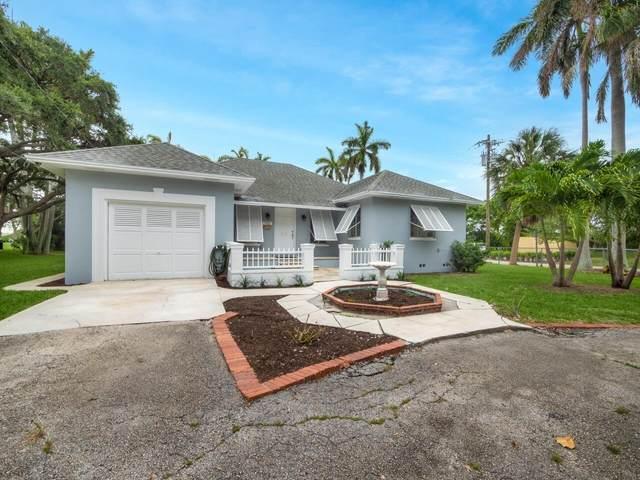 702 N Golfview Road, Lake Worth Beach, FL 33460 (#RX-10725034) :: Michael Kaufman Real Estate