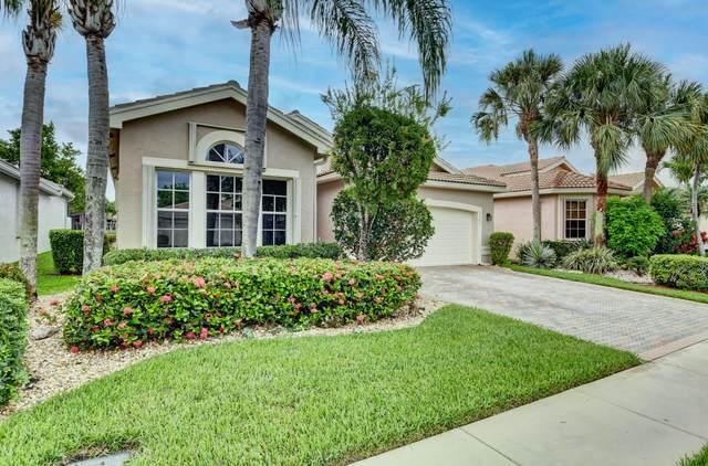 7560 Lake Harbor Terrace, Lake Worth, FL 33467 (#RX-10725463) :: Posh Properties