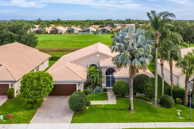 6820 Chimere Terrace, Boynton Beach, FL 33437 (#RX-10725588) :: Michael Kaufman Real Estate