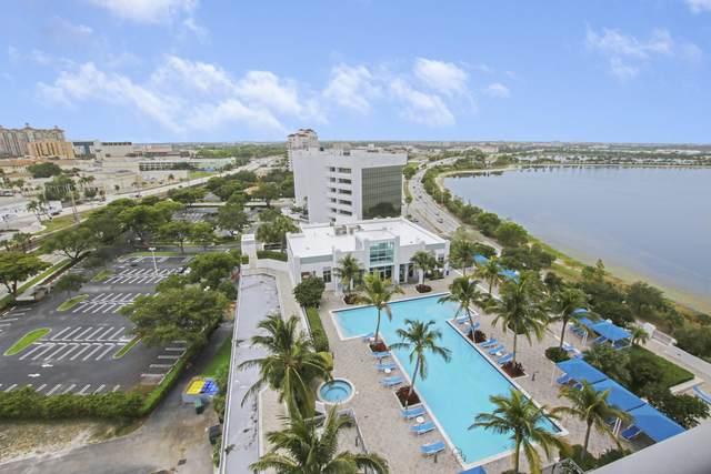300 S Australian Avenue #1418, West Palm Beach, FL 33401 (#RX-10725639) :: Michael Kaufman Real Estate