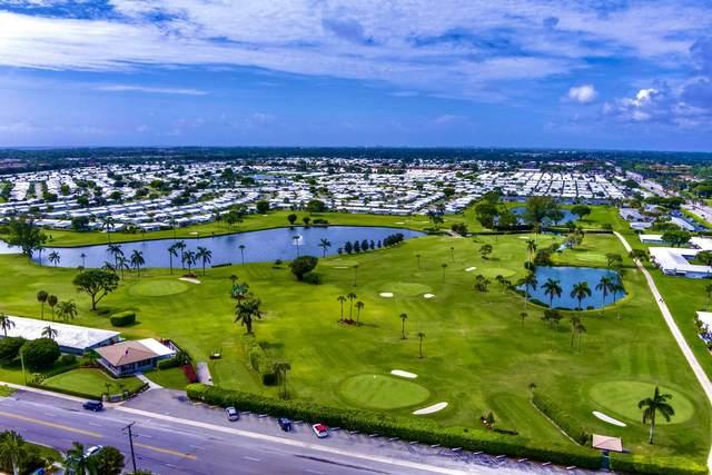 1115 Lake Terrace #105, Boynton Beach, FL 33426 (#RX-10726101) :: The Power of 2 | Century 21 Tenace Realty