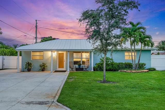 5 Windsor Road E, Jupiter, FL 33469 (#RX-10729333) :: Treasure Property Group