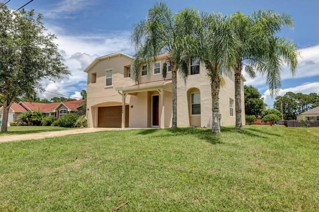 4249 SW Daemon Street, Port Saint Lucie, FL 34953 (#RX-10730596) :: Posh Properties