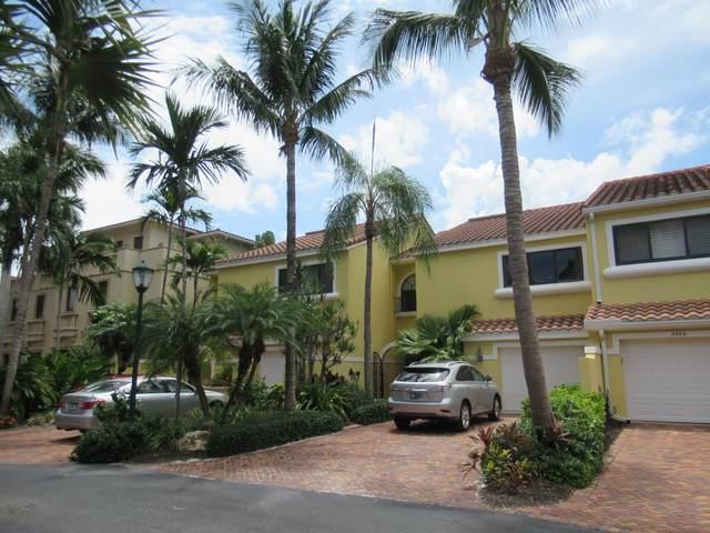5552a N Ocean Boulevard 2A, Ocean Ridge, FL 33435 (MLS #RX-10731241) :: Castelli Real Estate Services