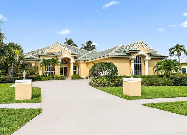 18585 Lakeside Gardens Drive, Jupiter, FL 33458 (#RX-10731309) :: The Reynolds Team | Compass