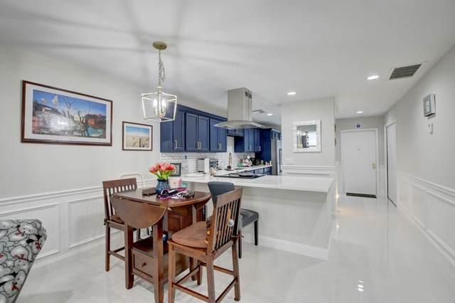 2460 Juniper Drive #101, Delray Beach, FL 33445 (#RX-10731906) :: Heather Towe | Keller Williams Jupiter