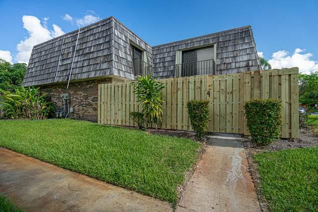 1650 Forest Lakes Circle B, West Palm Beach, FL 33406 (#RX-10732692) :: Michael Kaufman Real Estate