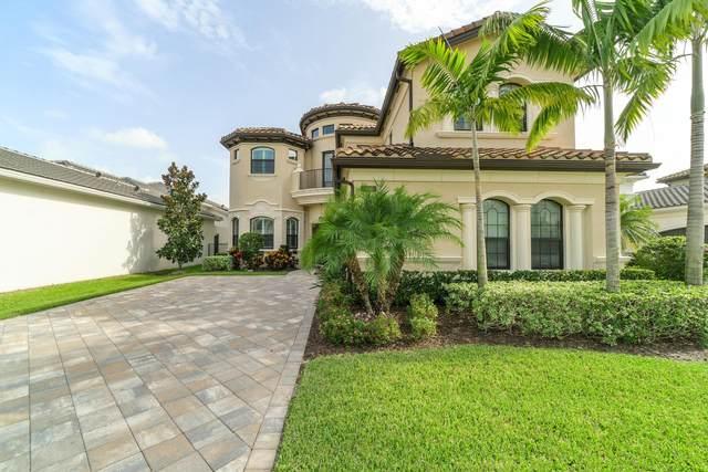 9814 Vitrail Lane, Delray Beach, FL 33446 (#RX-10733908) :: Posh Properties