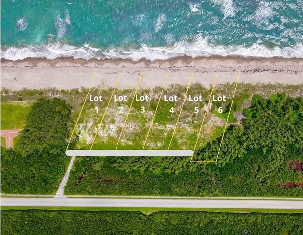 0 Sr A1a #5, Hutchinson Island, FL 34949 (MLS #RX-10734980) :: Castelli Real Estate Services
