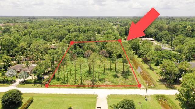 Tbd E Downers Drive, Loxahatchee, FL 33470 (MLS #RX-10735251) :: Castelli Real Estate Services