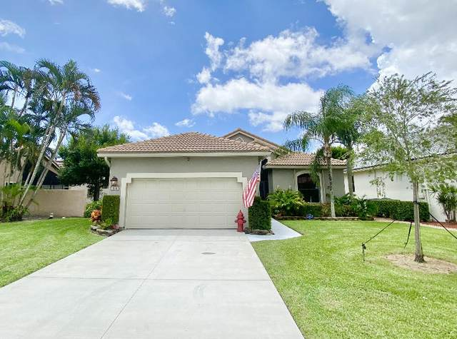 10347 Lexington Circle S, Boynton Beach, FL 33436 (MLS #RX-10735259) :: Castelli Real Estate Services