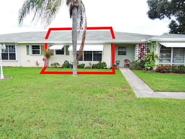 214 Manatee Lane Apt C(F), Fort Pierce, FL 34982 (#RX-10735662) :: IvaniaHomes   Keller Williams Reserve Palm Beach