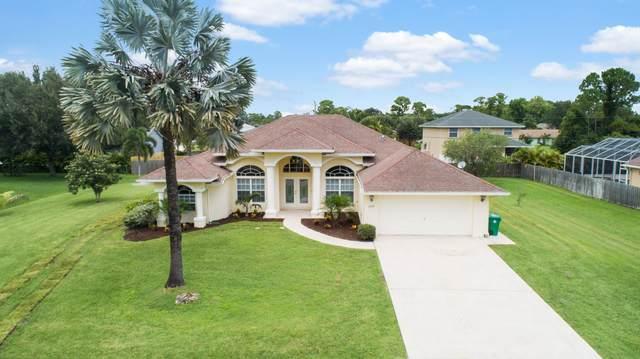 1825 SW Kimberly Avenue, Port Saint Lucie, FL 34953 (MLS #RX-10737050) :: Castelli Real Estate Services