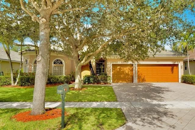 6063 Walnut Hill Drive, Lake Worth, FL 33467 (MLS #RX-10739379) :: Castelli Real Estate Services
