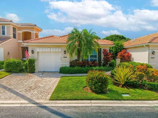 8193 Sandpiper Way, West Palm Beach, FL 33412 (#RX-10740748) :: The Reynolds Team | Compass