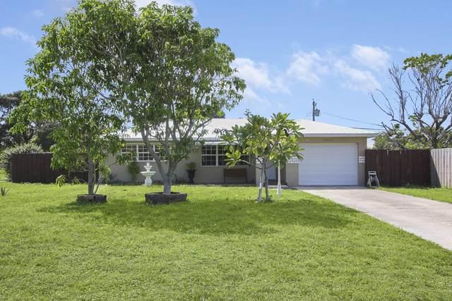 6585 Osborne Drive, Lake Worth, FL 33462 (MLS #RX-10741750) :: Berkshire Hathaway HomeServices EWM Realty